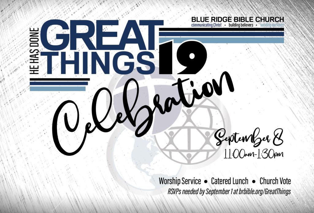 Blue Ridge Bible Church
